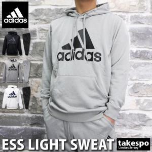 アディダス スウェット上下 メンズ adidas パーカー フード付き トレーニングウエア FAO98-FAO96 ESSENTIALS アウトレット|takespo
