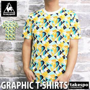 ルコック Tシャツ メンズ 上 le coq sportif ドライ 半袖Tシャツ 半袖・ドライ アウトレット 半額