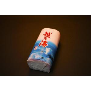 越乃海 赤大板|taketoku-kamaboko