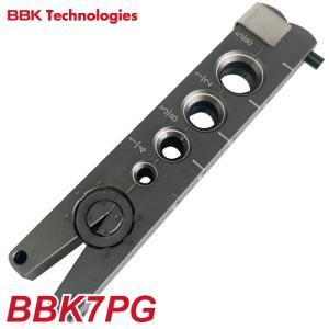 BBK フレアツール 700-DPA専用ゲージバー BBK7PG 全長:15.3cm 102-1142|taketop