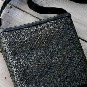【予約販売】籐編みショルダーバッグ|taketora