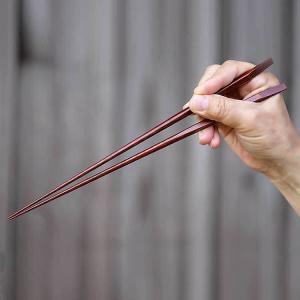 天削りうるし取り箸(菜箸) 30cm|taketora