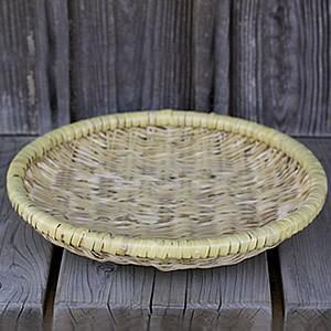 白竹ねじり編み盛籠|taketora