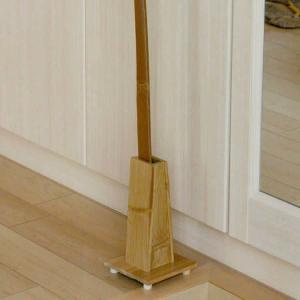 しゃがまないで使える♪楽々!竹のロング靴べらセット|taketora