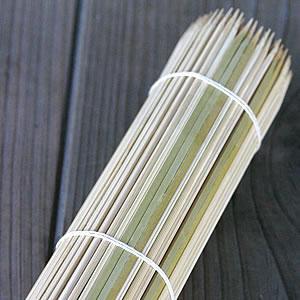 国産皮付き<極上>角竹串(15cm)|taketora