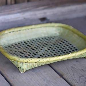四ツ目底角水切り籠(たらし)|taketora
