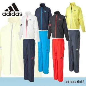 アディダスゴルフ climaproof レインスーツ レインウェア セットアップ JLI72 adidas golf|takeuchi-golf