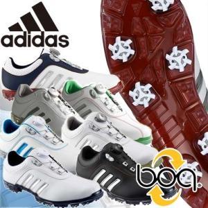アディダス adidas ピュアメタルボア ゴルフシューズ pure metal Boa|takeuchi-golf