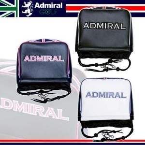 【即納】 アドミラルゴルフ アイアン用 ヘッドカバー ADMG6SH3 Admiral Golf アドミラル ゴルフ|takeuchi-golf