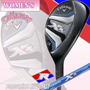 【日本正規品】 キャロウェイ レディースモデル XR OS 16 ユーティリティ シャフト:XR カーボンシャフト CALLAWAY エックスアールオーエス|takeuchi-golf