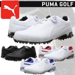 プーマゴルフ PUMA GOLF タイタンツアー イグナイトプレミアム ボア ゴルフシューズ TITAN TOUR IGNITE Premium Boa|takeuchi-golf