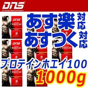 DNS プロテインホエイ100 1000g(1kg) カフェオレ チョコレート 抹茶 ストロベリー バナナ レモン マンゴー バニラ|takeuchi-golf