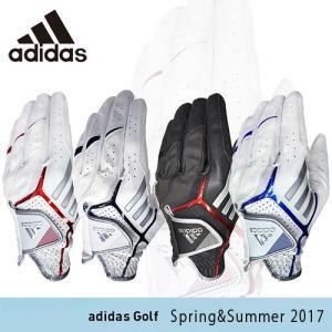 2017年春夏モデル adidas アディダス アディフィット ノンスリップグローブ(左手用) AWT36|takeuchi-golf