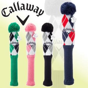2017年春夏モデル キャロウェイ ニット フェアウェイウッド用 ヘッドカバー 17 JM Callaway Knit Fairway Head Cover 17 JM|takeuchi-golf