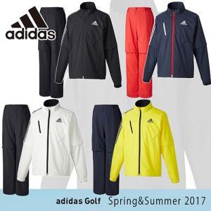 2017年春夏モデル adidas アディダス JP climaproof レインスーツ メンズ レインウェア CCM41|takeuchi-golf