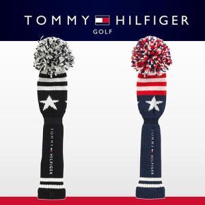 定番継続モデル トミーヒルフィガーゴルフ FLAG フラッグ ヘッドカバー (ドライバー用 / #1W) THMG7SH1 TOMMY HILFIGER GOLF|takeuchi-golf