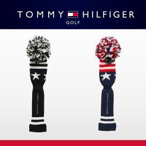 定番継続モデル トミーヒルフィガーゴルフ FLAG フラッグ ヘッドカバー (フェアウェイ用 / FW) THMG7SH2 TOMMY HILFIGER GOLF|takeuchi-golf