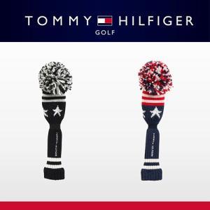 定番継続モデル トミーヒルフィガーゴルフ FLAG フラッグ ヘッドカバー (ユーテリティ用 / UT) THMG7SH3 TOMMY HILFIGER GOLF|takeuchi-golf