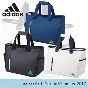 2017年春夏モデル adidas アディダス マットPUトートバッグ トートバッグ 【AWT68】|takeuchi-golf