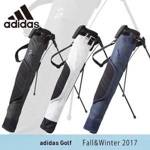 2017年秋冬モデル アディダス モールディング ライトスタンド クラブケース AWT85 adidas|takeuchi-golf