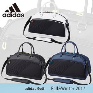 2017年秋冬モデル アディダス モールディング ボストンバッグ AWT86 adidas|takeuchi-golf