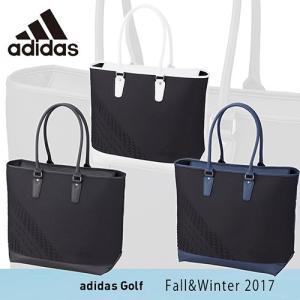 2017年秋冬モデル アディダス モールディング トートバッグ  AWT87 adidas|takeuchi-golf