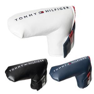 2017年モデル トミーヒルフィガーゴルフ ベーシック パター カバー BASIC PUTTER COVER THMG7FH5 TOMMY HILFIGER GOLF|takeuchi-golf