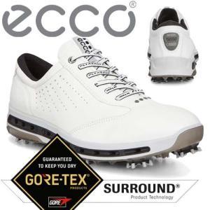 あすつく対応  エコー ecco GOLF COOL MENS GTX ゴルフシューズ 51227|takeuchi-golf