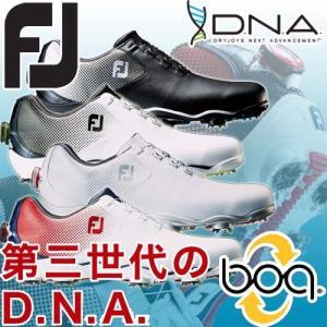 あすつく対応 日本正規品 フットジョイ FOOTJOY D.N.A Boa ゴルフシューズ ディーエヌエーボア DNA|takeuchi-golf