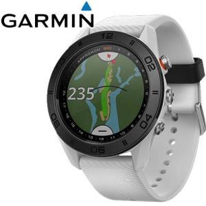 ガーミン アプローチS60 ホワイト GPSゴルフウォッチ 高性能GPS距離測定器 GPSゴルフナビ 腕時計型 GARMIN Approach S60 White あすつく対応 国内正|takeuchi-golf
