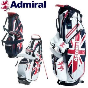 アドミラル ゴルフ キャディバッグ スタンド バッグ  9.0型 2.0kg ADMG8SCA