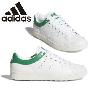 アディダス ゴルフ レディース ゴルフシューズ スパイクレス アディクロス クラシック adidas...