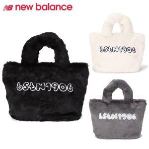 【商品情報】 モコモコのフェイクファーがカワイイ、ロゴ入りカートバッグ。秋冬に欠かせないファーアイテ...