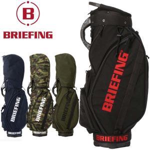 キャディバッグ ブリーフィング ゴルフ メンズ レディース バッグ キャディバック 9.5型 5分割 約3.6kg レア 人気 CR-5 #02 BRG201D01|takeuchi-golf