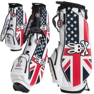 サイコバニー ゴルフ メンズ レディース スタンドバッグ 軽量 9.0型 3.3kg 5分割 スタンド キャディバッグ takeuchi-golf