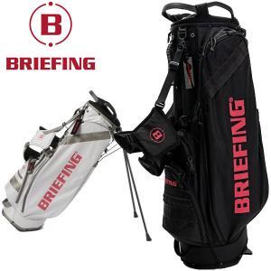 ブリーフィング ゴルフ メンズ スタンドバッグ 軽量 スタンド キャディバッグ 8.5型 約2.9k...
