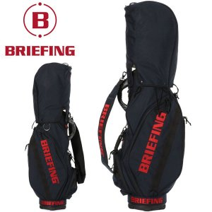 限定特典付き ブリーフィング ゴルフ メンズ キャディバッグ 限定 モデル 9.5型 約4kg 5分...