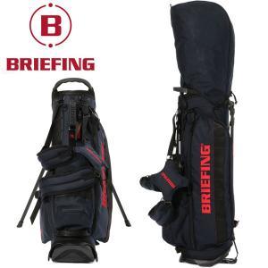 限定特典付き ブリーフィング ゴルフ メンズ スタンドバッグ 限定 モデル スタンド キャディバッグ...