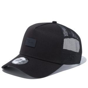 ニューエラ キャップ 帽子 メンズ レディース メッシュキャップ メタルプレート 9FORTY A-Frame NEW ERA スナップバック シール カーブドバイザー 12653732|takeuchi-golf