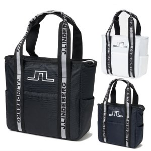 Jリンドバーグ ゴルフ 日本限定 カートバック メンズ バッグ 鞄 保冷 保温 保冷バッグ クーラーバッグ レア ネイビー ブラック ホワイト 083-84300 J.LINDEBERG|takeuchi-golf