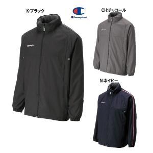 チャンピオン ウィンドブレーカー ジャケット 裏起毛 発熱 +3℃ Sサイズ takeuchisportspro