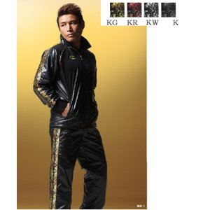 チャンピオン ウィンドブレーカー 上下 魔裟斗モデル|takeuchisportspro