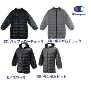 チャンピオン レディース ダウンジャケット 軽量 暖か CLJ9301 ロング丈 takeuchisportspro
