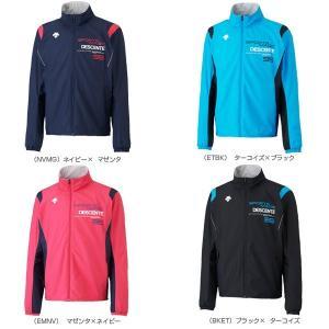 ランニング ジャケット 暖か メンズ デサント|takeuchisportspro