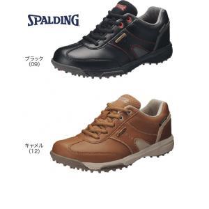 マレットゴルフ シューズ 用品 SPALDING 軽量 3E レディース|takeuchisportspro