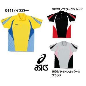 アシックス 卓球 ゲームシャツ メンズ JTTA...の商品画像