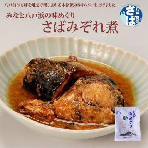 さばみぞれ煮 みなと八戸浜の味めぐり −大根おろしと共に上品な醤油味で柔らかく煮込みました。−|takewa