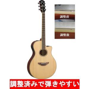 調整済 YAMAHA ヤマハ APX600 エレクトリック アコースティックギター エレアコ