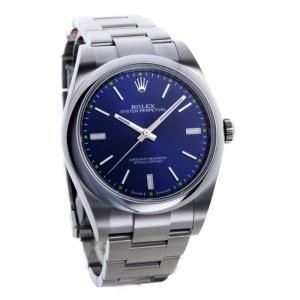 【ヤマト便】【送料無料!】ロレックス 114300 メンズ腕時計 オイスターパーペチュアル CDSA...