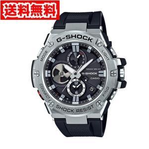 カシオ G-SHOCK G-ショック   G-STEEL  Gスチール    GST-B100-1AJF